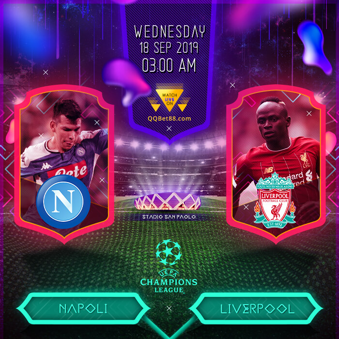 Napoli VS Liverpool