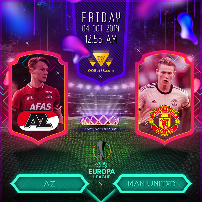 AZ VS Manchester United