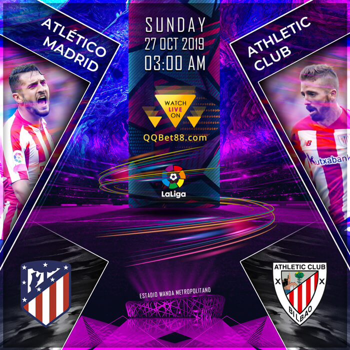 Atlético Madrid VS Athletic Club