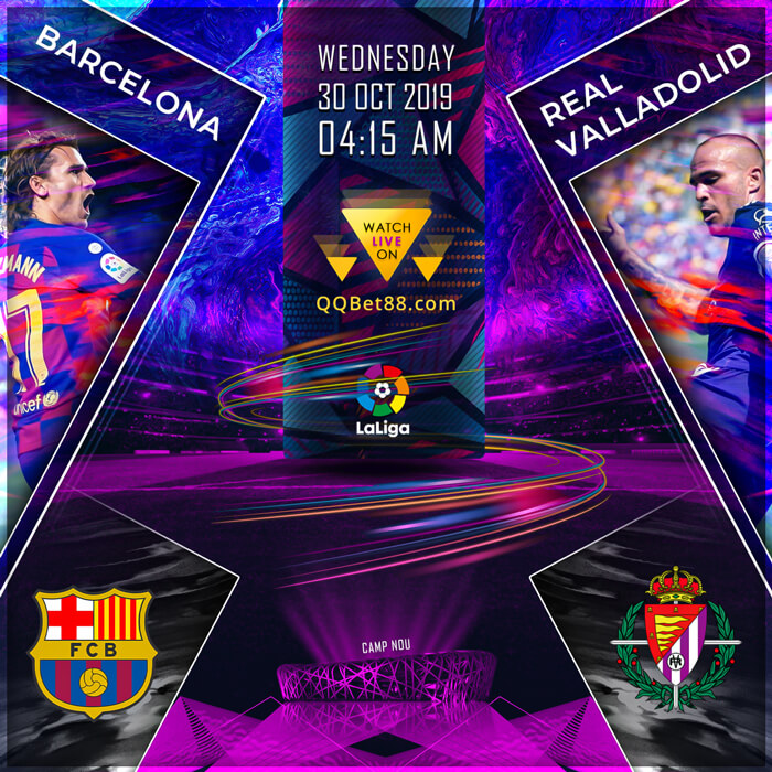 Barcelona VS Real Valladolid