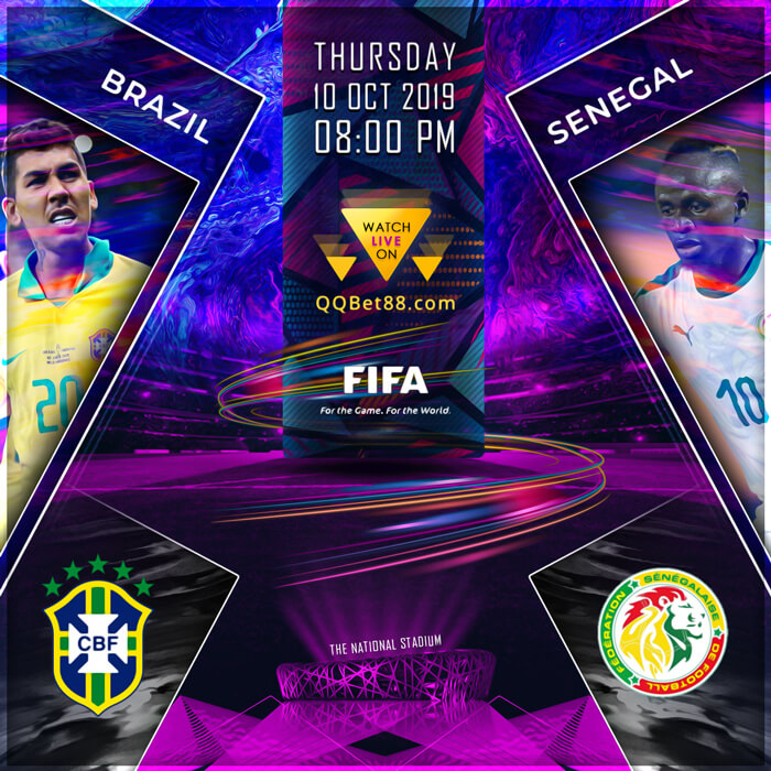 Brazil VS Senegal