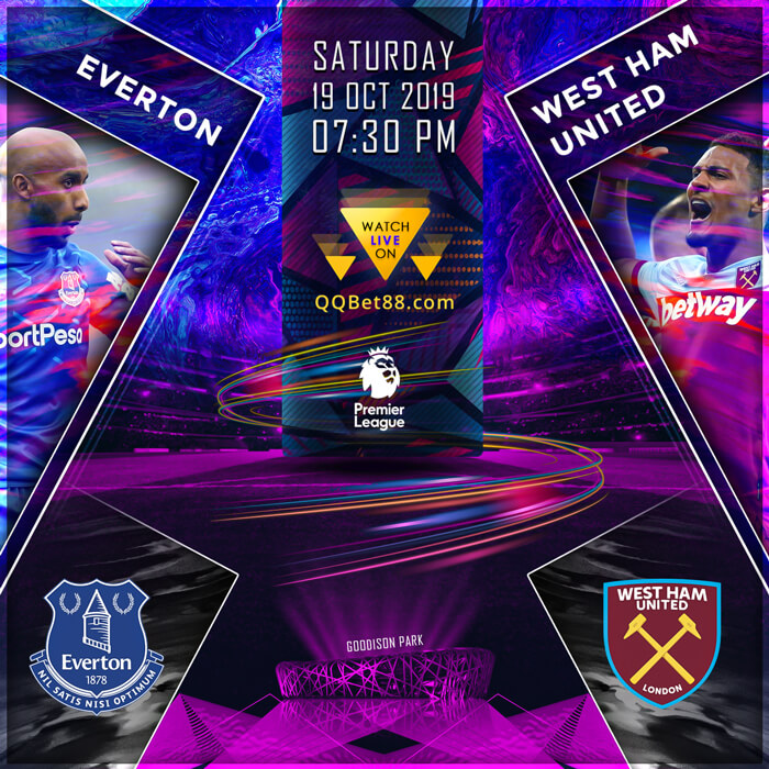 Everton VS West Ham United