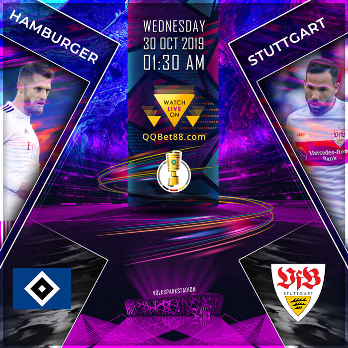 Hamburger SV  VS Stuttgart