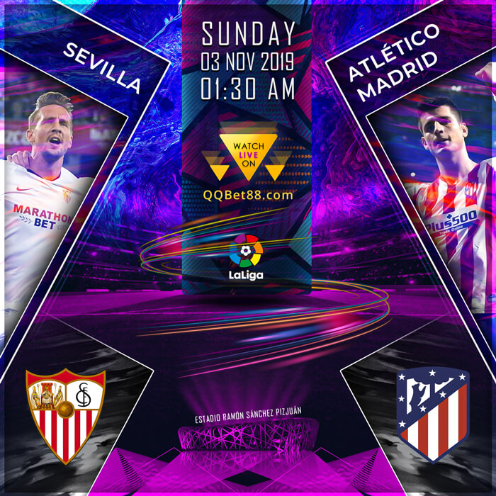 Sevilla VS Atlético Madrid