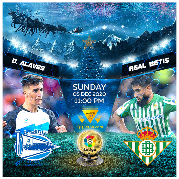 Deportivo Alavés VS Real Betis