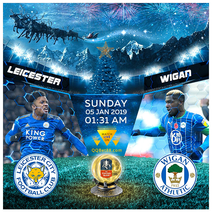 Leicester City VS Wigan Athletic