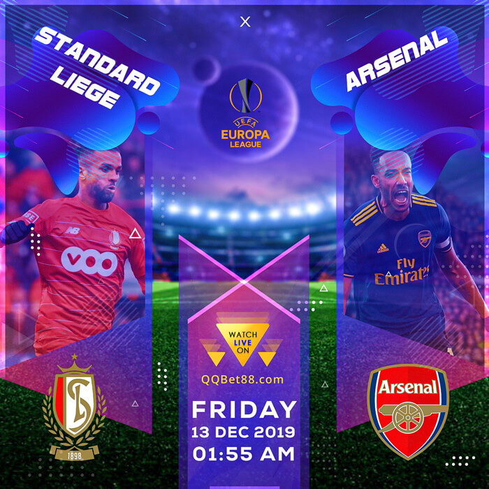 Standard Liège VS Arsenal