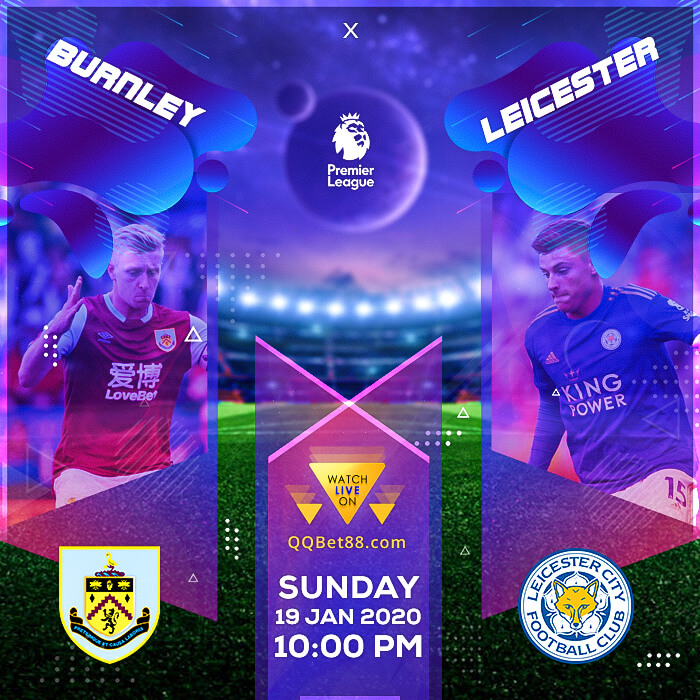 Burnley VS Leicester City