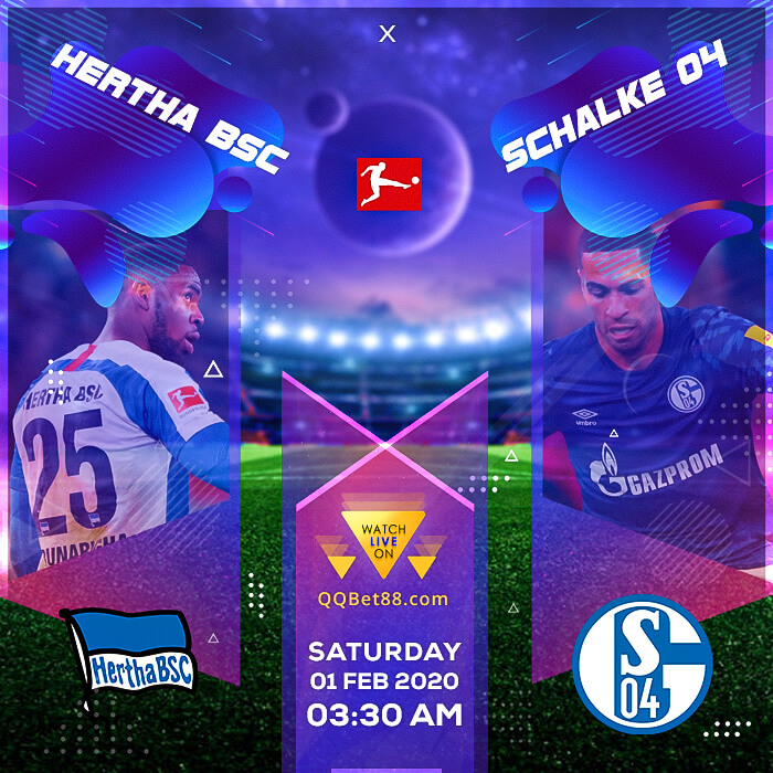 Hertha BSC VS Schalke 04