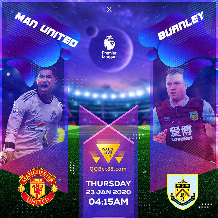 Manchester United VS Burnley