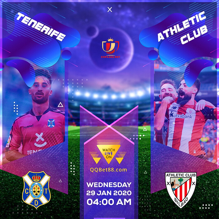Tenerife VS Athletic Club
