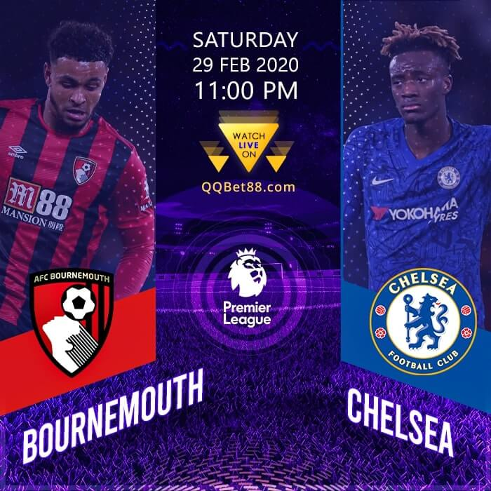 AFC Bournemouth VS Chelsea