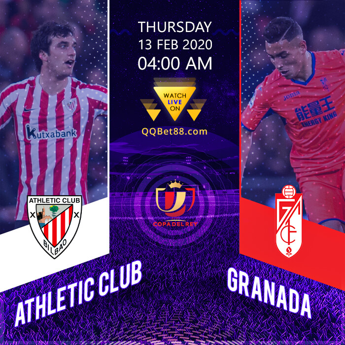 Athletic Club VS Granada