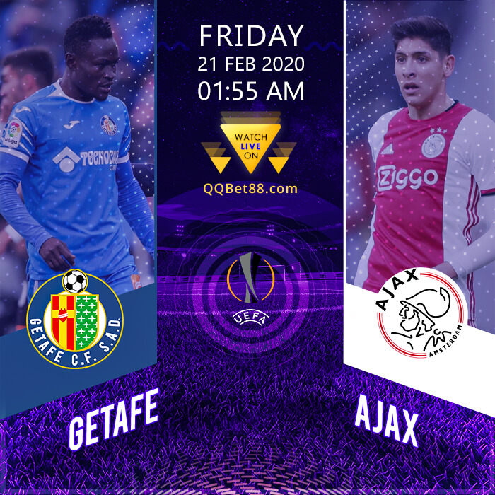 Getafe VS Ajax