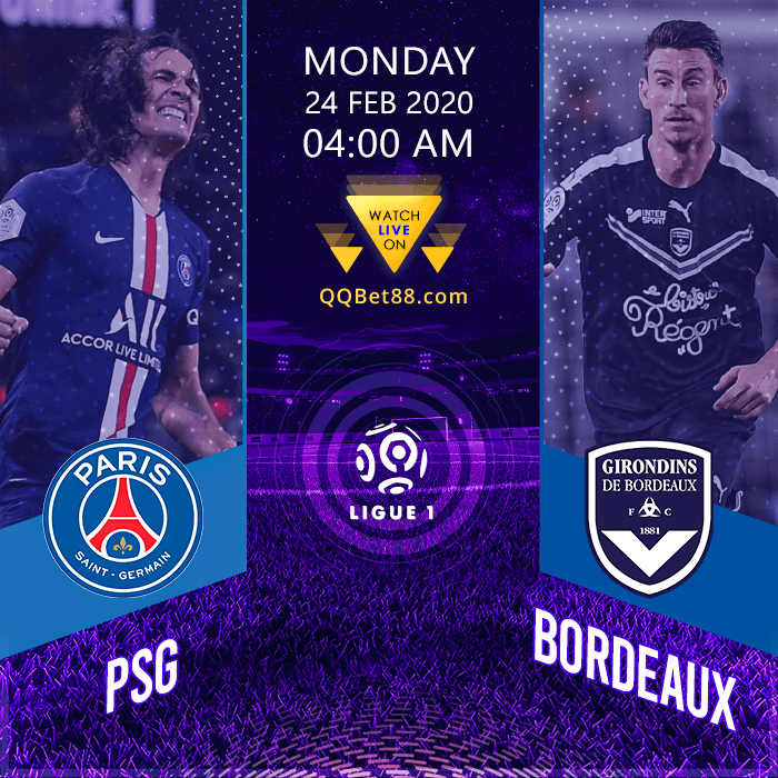 PSG VS Bordeaux