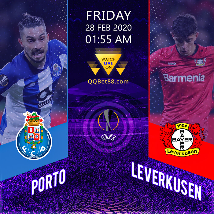 Porto VS Bayer Leverkusen