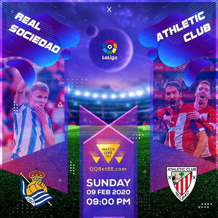 Real Sociedad VS Athletic Club