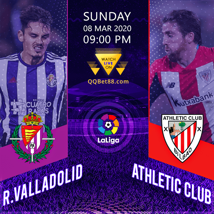 Real Valladolid VS Athletic Club
