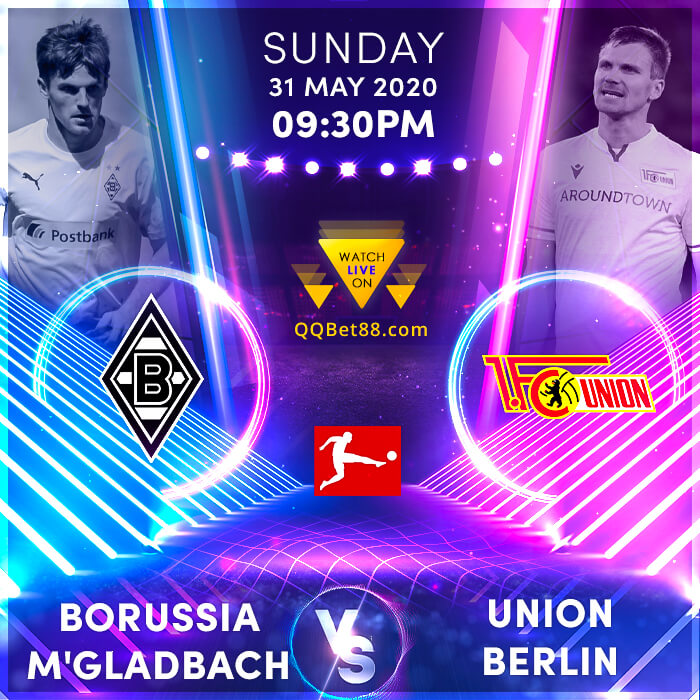 Borussia M'gladbach VS Union Berlin