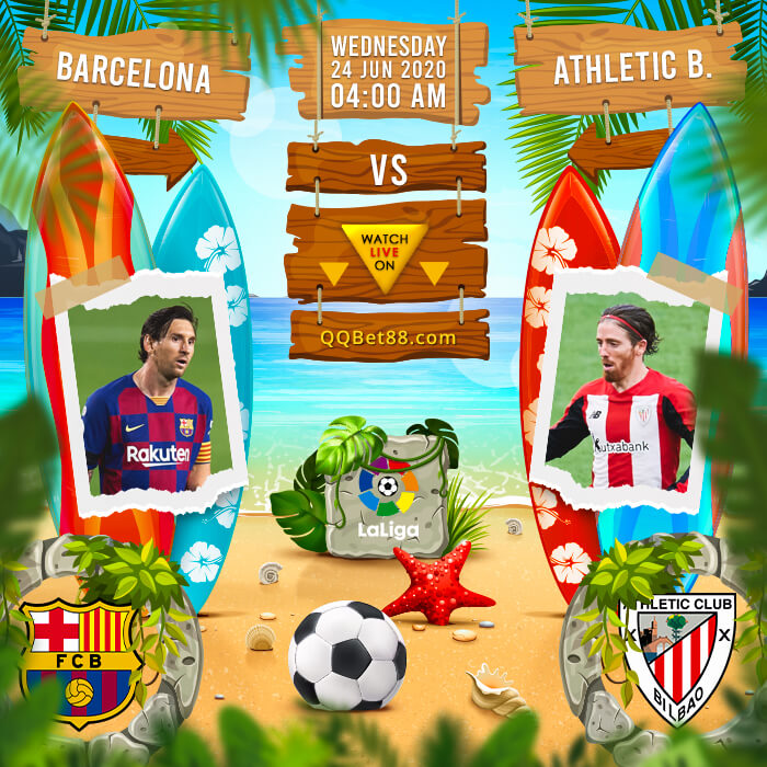 Barcelona VS Athletic Club Bilbao