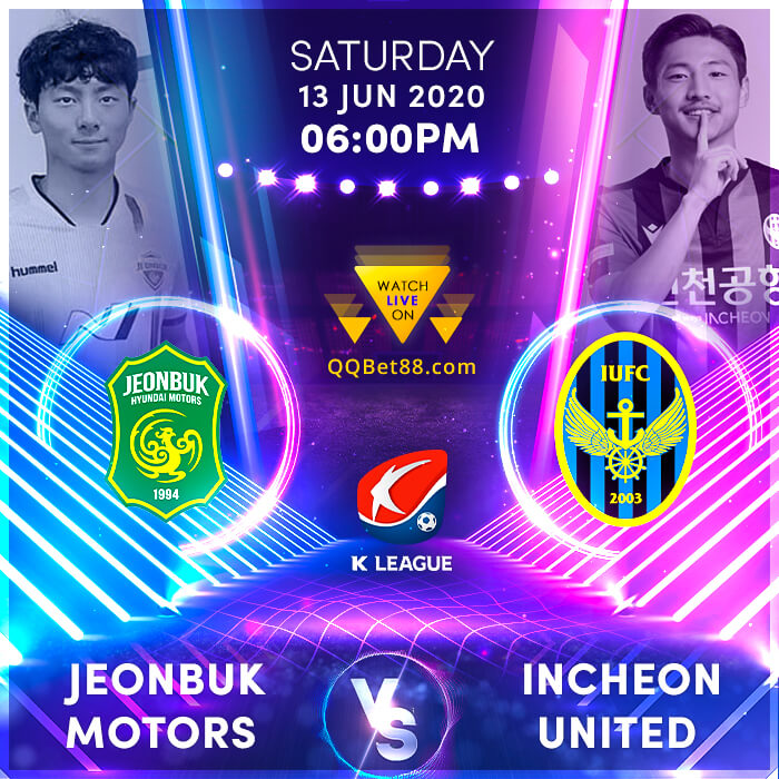 Jeonbuk Motors VS Incheon United