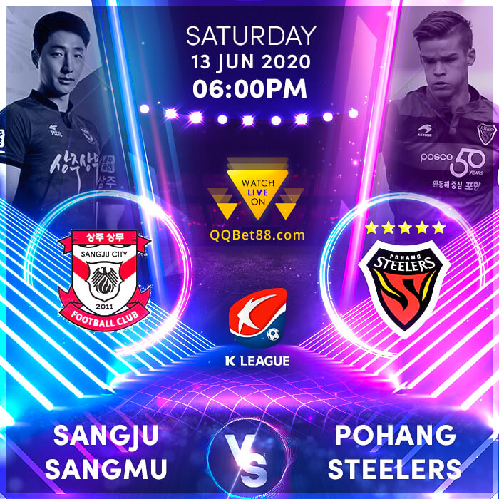 Sangju Sangmu VS Pohang Steelers