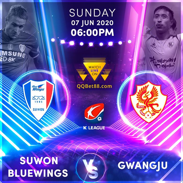 Suwon Bluewings VS Gwangju