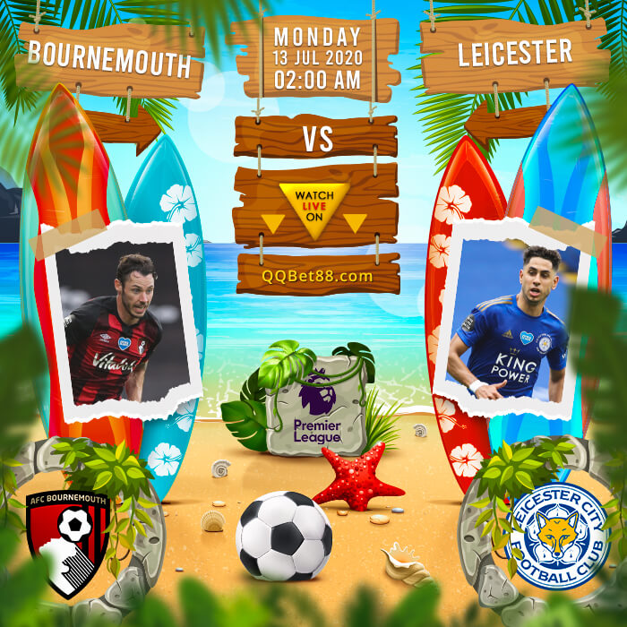 AFC Bournemouth VS Leicester City