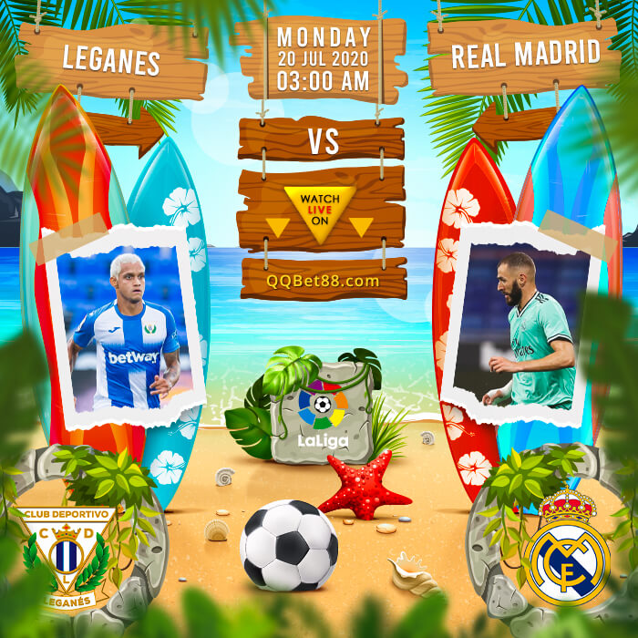 Leganes VS Real Madrid