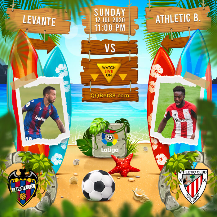 Levante VS Athletic Club