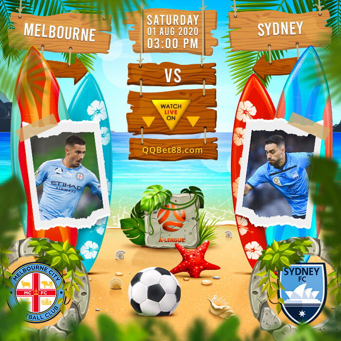 Melbourne City VS Sydney