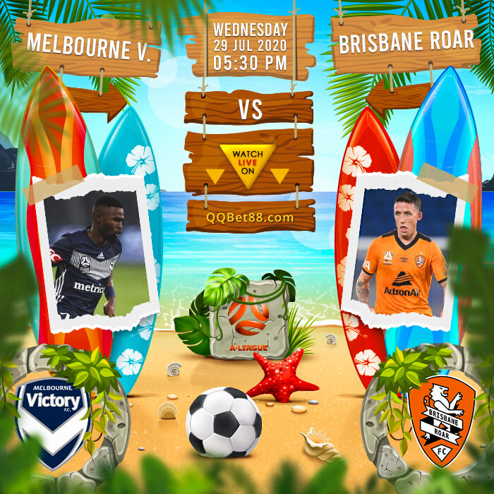 Melbourne Victory VS Brisbane Roar