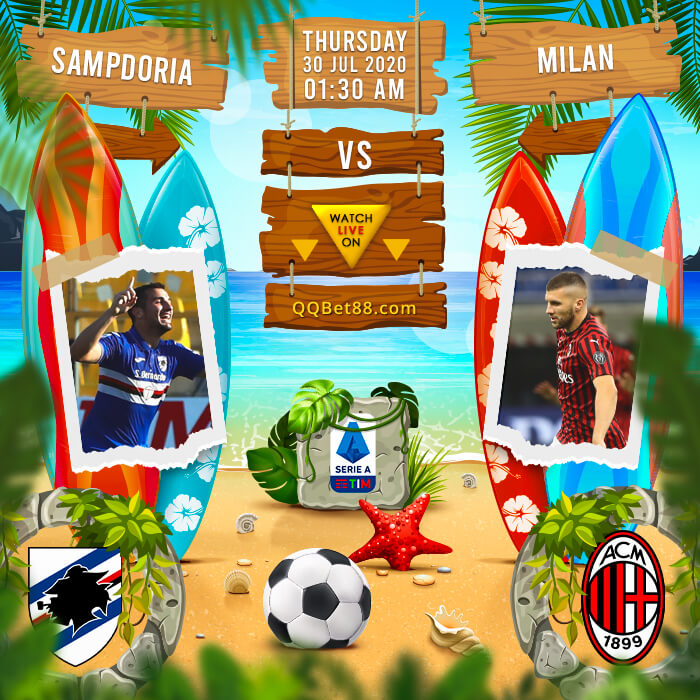 Sampdoria VS Milan