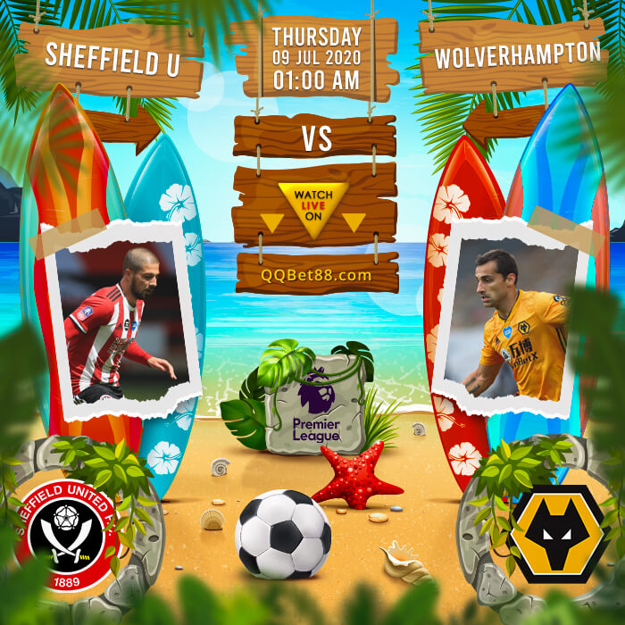 Sheffield United VS Wolverhampton Wanderers