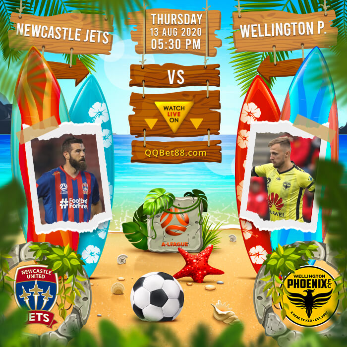 Newcastle Jets VS Wellington Phoenix