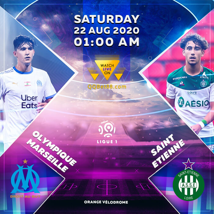 Olympique Marseille VS Saint-Etienne