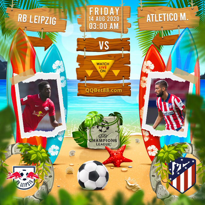 RB Leipzig VS Atletico Madrid