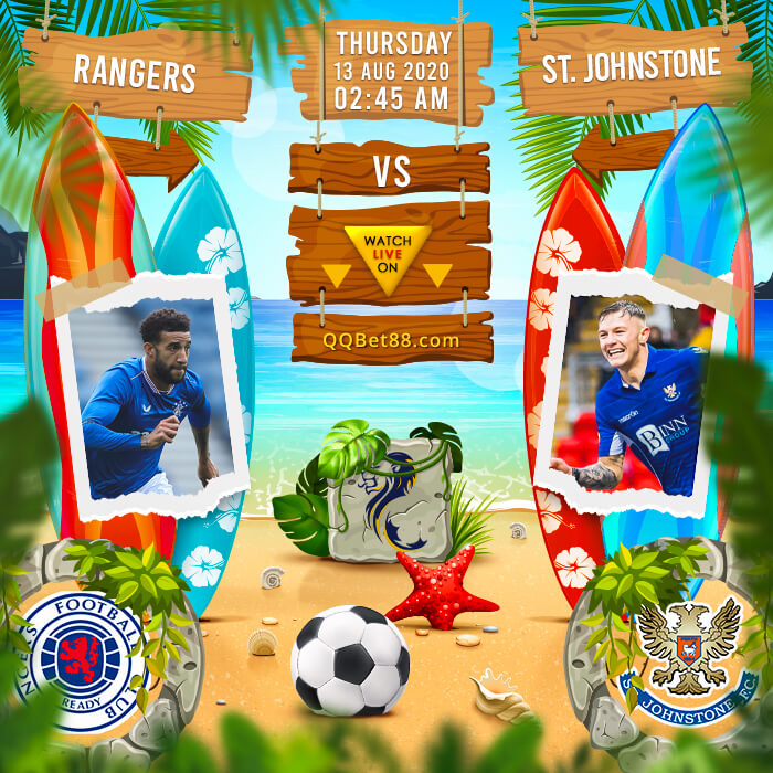 Rangers VS St. Johnstone