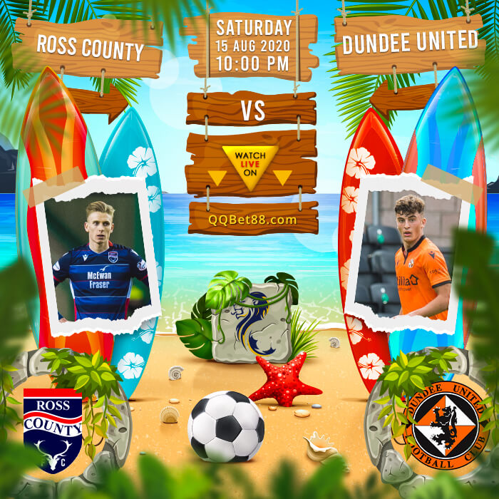 Ross County VS Dundee United
