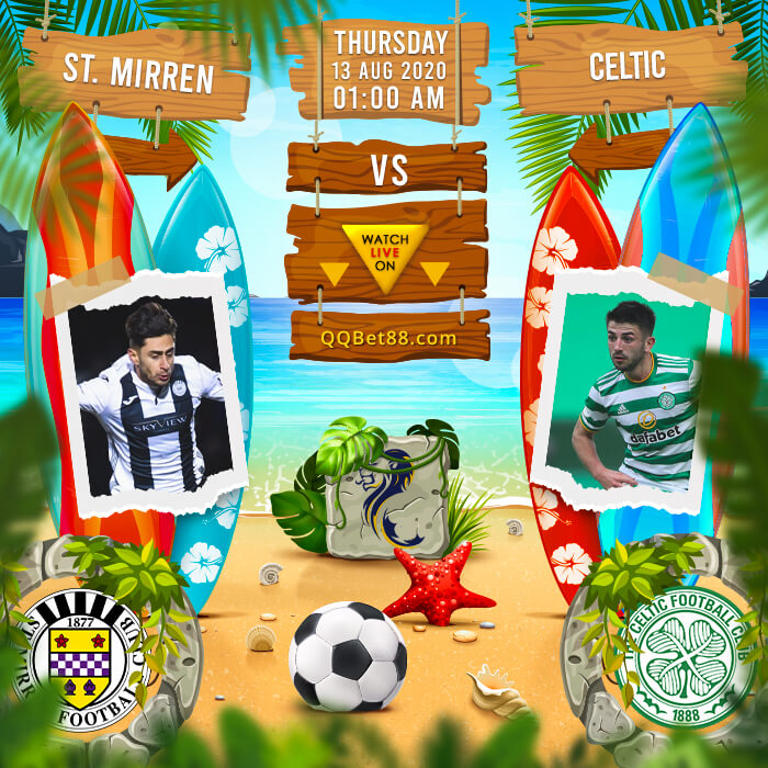 St. Mirren VS Celtic