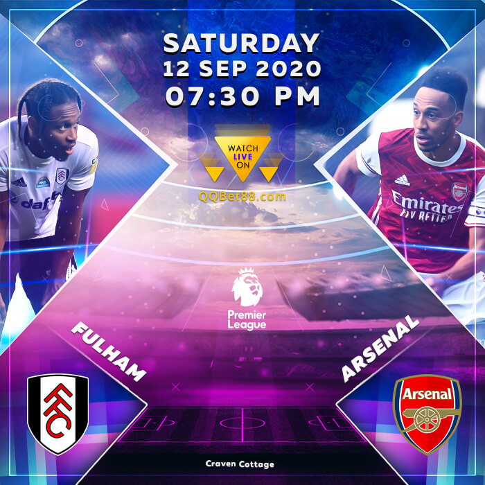 Fulham VS Arsenal