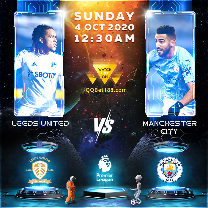 Leeds United VS Manchester City