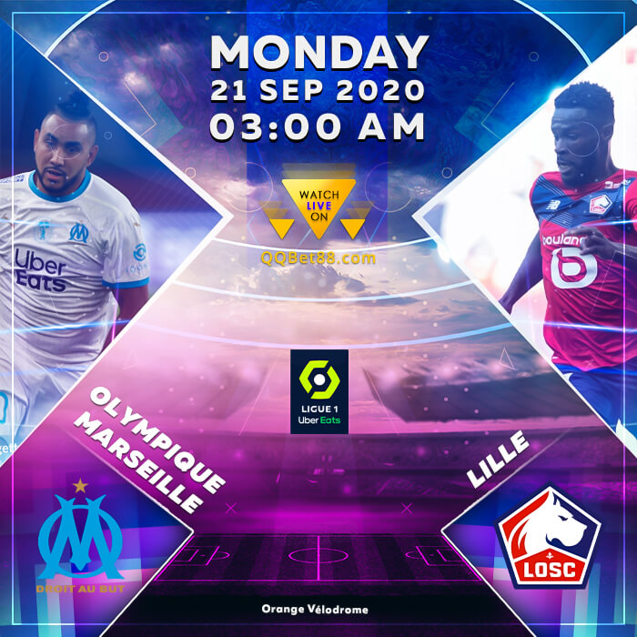 Olympique Marseille VS Lille