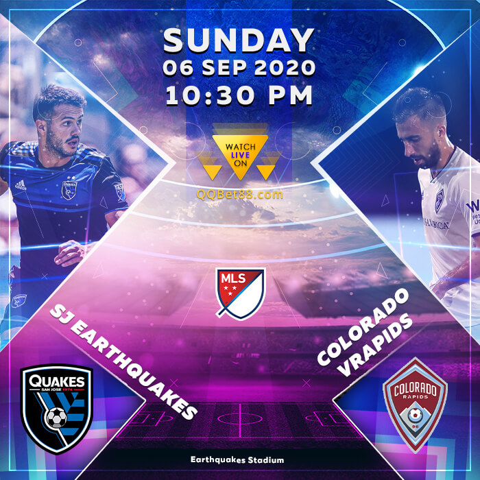 SJ Earthquakes VS Colorado Rapids