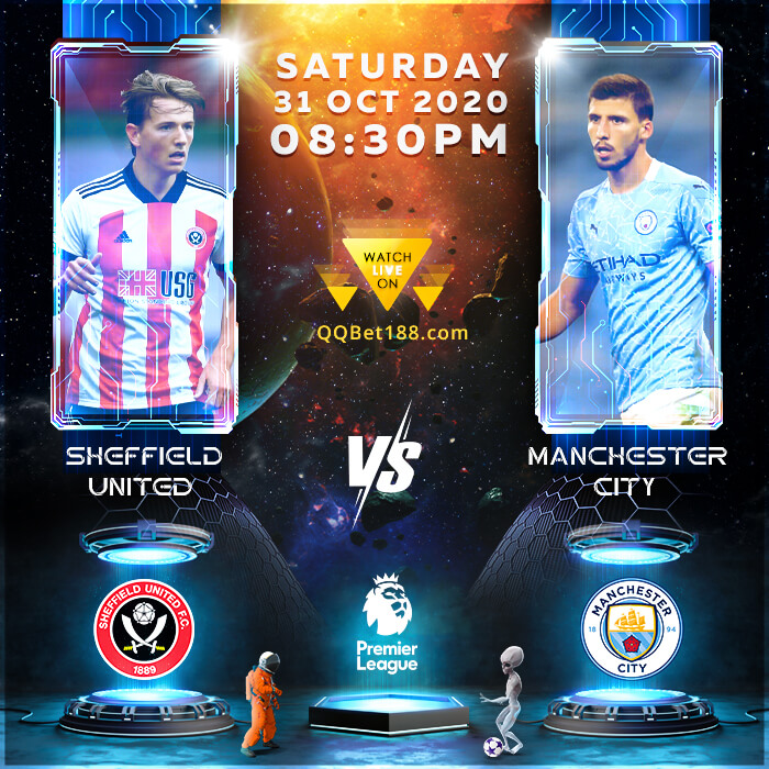 Sheffield United VS Manchester City