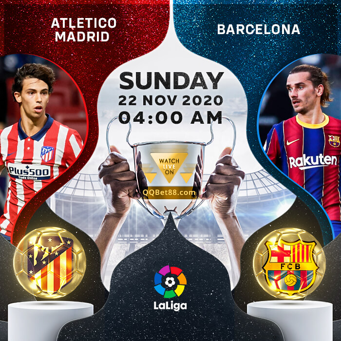 Atletico Madrid VS Barcelona
