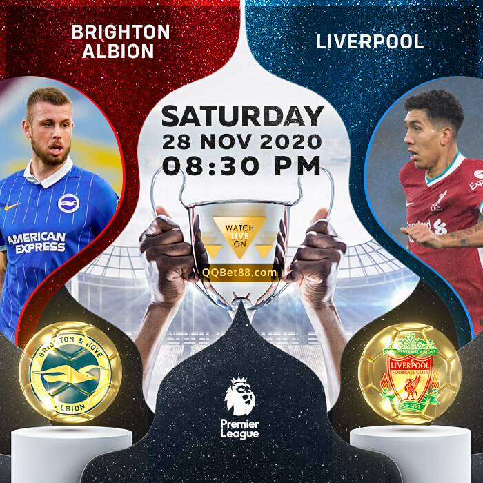 Brighton & Hove Albion VS Liverpool
