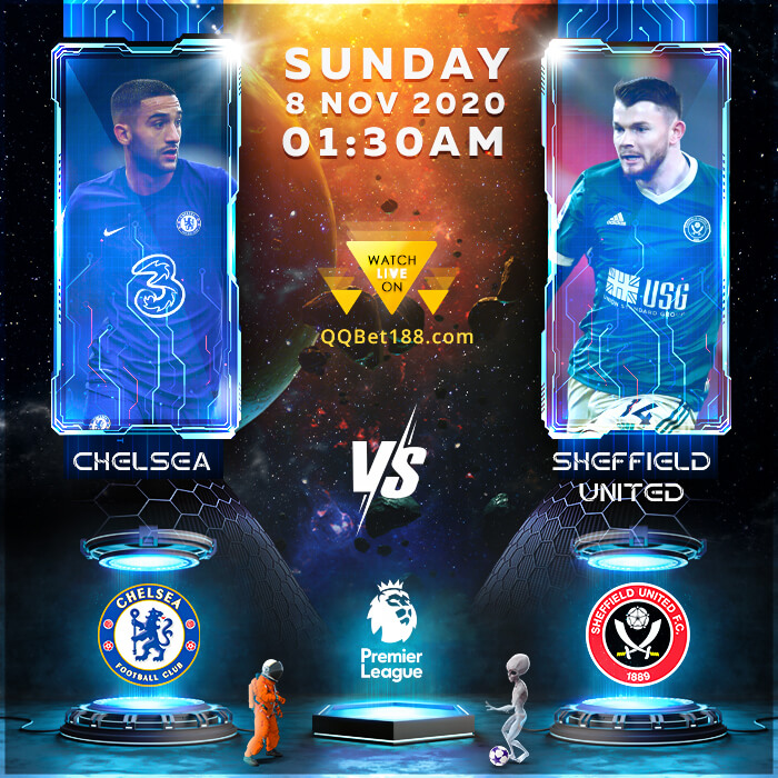 Chelsea VS Sheffield United