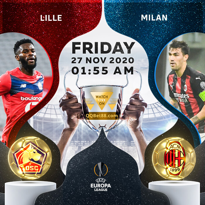 Lille VS Milan