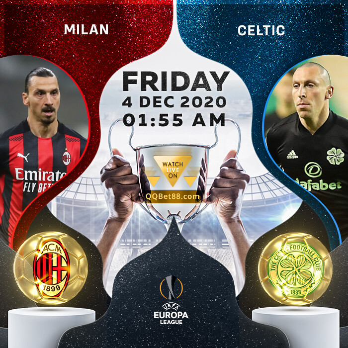 Milan VS Celtic